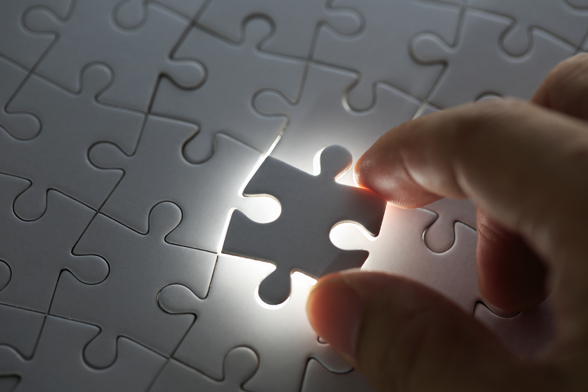 When Wholeness Seems Impossible (or Three Lessons that I Learned from Doing Jigsaw Puzzles)