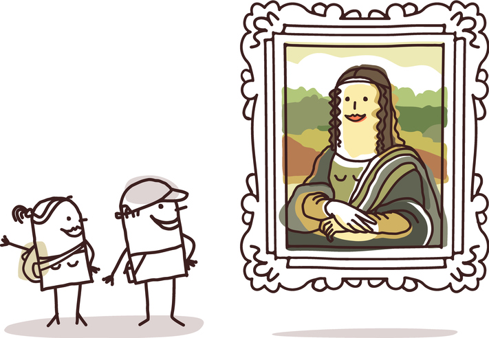 Your Smartphone is Not Your Friend (or Why the Mona Lisa is Not a Selfie Opportunity)